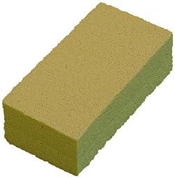 Zephyr 56136 Dover Dry Rubber Smoke Sponge, 6\