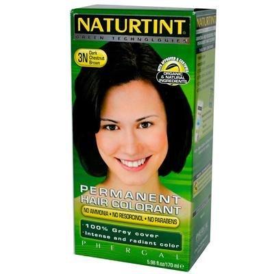 (Permanent Hair Color - 3N, Dark Chestnut Brown, 5.45 oz (4 units Multi-Pack))