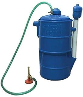 Buy JUNIOR SCIENTIST Bio Gas Plant Working Model (Metal/ Plastic