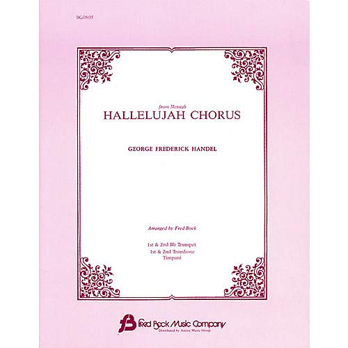 Hallelujah Chorus (from Messiah) IPAKB arranged by Fred Bock