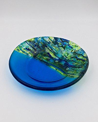 Fused Glass Decorative 10