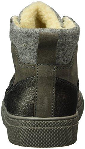 Sneakers 283 Gris Tamaris 26240 Comb Femme Hautes Graphite qxnwSA8540