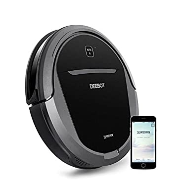 Ecovacs DEEBOT M81Pro Robotic Vacuum, Wifi Connected, Compatible with Alexa