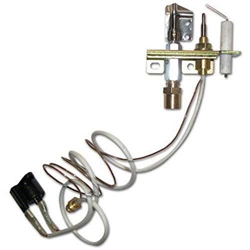 Outdoor Bazaar Pilot Assembly with Tip Switch -LP Gas Patio Heaters (Heaters Gas Patio Parts)