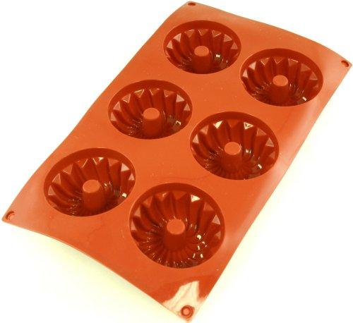 Paderno World Cuisine Non-Stick Mold, -