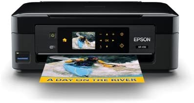 Epson Expression XP-410 Wireless Color All-in-One Inkjet Printer