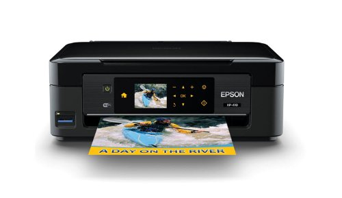 Epson Expression XP-410 Wireless Color All-in-One Inkjet Printer by Epson