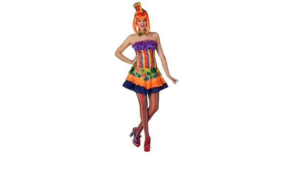 Atosa - Disfraz de payaso para mujer, talla XL (15672): Amazon.es ...