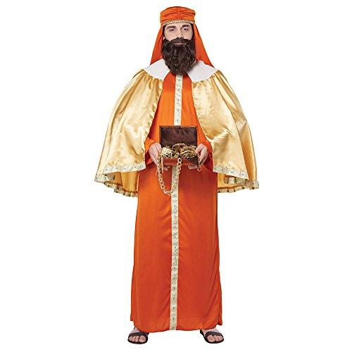 Gaspar Wise Man Costume Large/X-Large