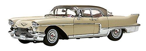 1/18 1957年 キャデラックエルドラドブロアム(サンダルウッド) 4007