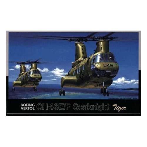Fujimi 1/72 CH-46E/F USMC Tiger Sea Knight Helicopter