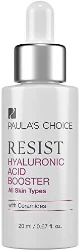 Paula's Choice RESIST Hyaluronic Acid Booster with Ceramides – Plumps Fine Lines and Wrinkles - 0.67 oz