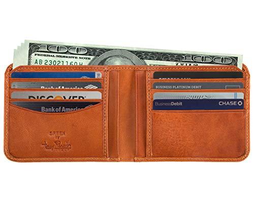 Tony Perotti Italian Leather Prima Bi-Fold Wallet -