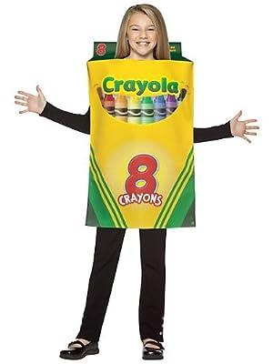 Rasta Imposta Women's Crayola Crayon Box Costume