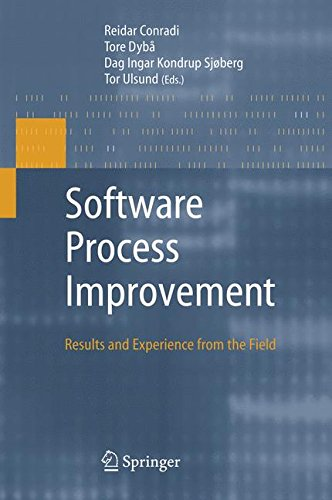 Software Process Improvement: Results and Experience from the Field by Brand: Springer