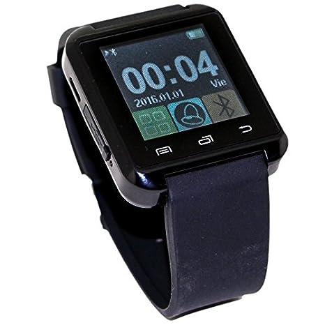 Iggual IGG313350 - Smartwatch con Pantalla de 1.44