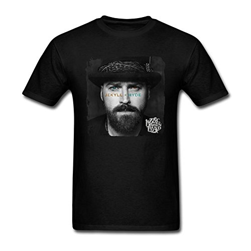 BeCiv Men's Zac Brown Band Jekyll + Hyde T shirts Size XXL...