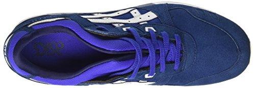 Tennis lyte white Blue Iii Asics asics Bleu Chaussures Gel De Homme 15W1cX4n
