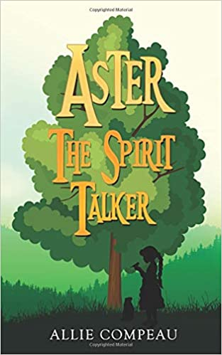 Amazon Fr Aster The Spirit Talker A Middle Grade Fantasy
