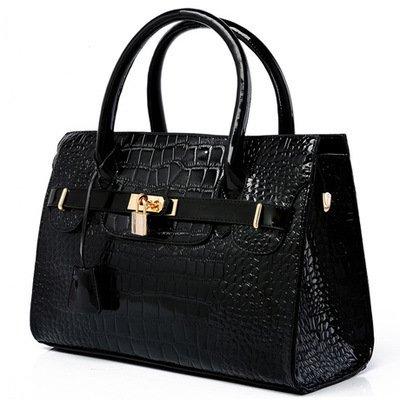 black De Moda Bag Big Bolso Nuevo Europea Meoaeo Roja Cruz Rosa xWvqIn7Xw