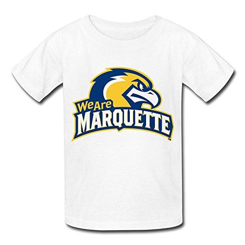 sanyou-kids-cartoon-marquette-university-logo-eagles-t-shirts-size-l-white