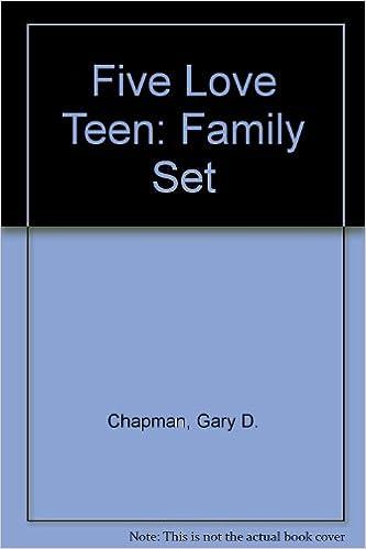 The Five Love Languagess Love Talks For Families Shrinkwrapped Set Gary Chapman 9780802440440 Amazon Com Books