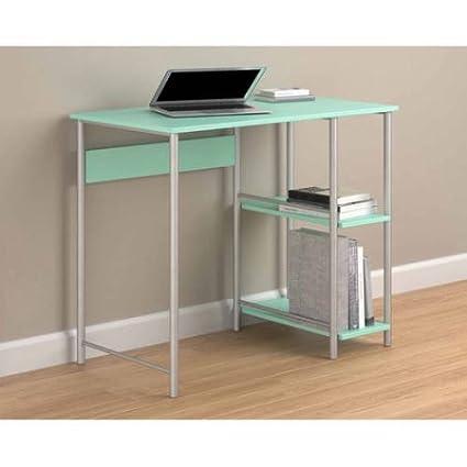 Astounding Mainstays Basic Student Desk Multiple Colors Home Remodeling Inspirations Basidirectenergyitoicom