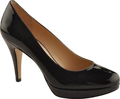 3017bb143b Amazon.com   Enzo Angiolini Women's Dixy, Black Patent Leather, US ...