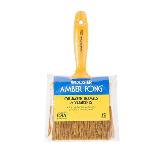 Wooster Amber Fong Brush 4