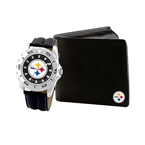 Pittsburgh Steelers Wallet Bifold NFL WAW PIT