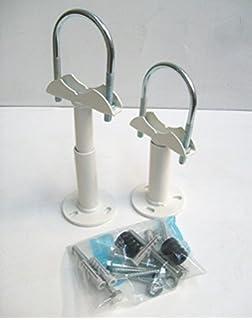 Piedino Mensola per radiatori in ghisa o tubolari, colore bianco ...