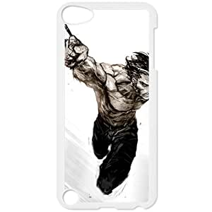 Wolverine Ipod Touch 5 White Fashion Phone Case