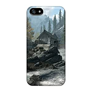 Snap-on Cases Designed For Iphone 5/5s- Skyrim Ivarstead