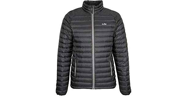 2017 Gill Hydrophobe Down Jacket Charcoal 1062 Size ...