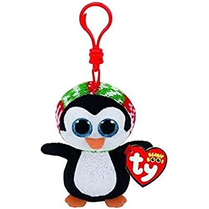 Ty Llavero Penélope la pingüino nbsp;TY35106 Beanie Boos