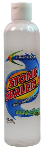 Stone Sealer A is a unique water based penetrating sealer which produces an invisible resistant barrier against oil and water stains. (8 fl. oz.)