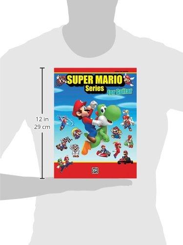 Amazon Com Super Mario Series For Guitar Guitar Tab 9780739082805 Kondo Koji Fujii Shiho Ohta Asuka Oka Soyo Nagata Kenta Books