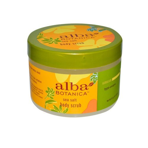 Alba Sea Salt Body Scrub - 7