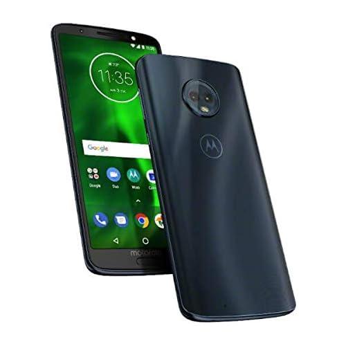 chollos oferta descuentos barato Motorola Moto G6 Single SIM 32Gb 5 7 FHD 3GB Ram 12Mpx Dual Camara Color Azul Indigo