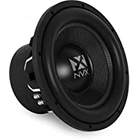 NVX 15-inch True 1000 watt RMS Dual 2-Ohm Car Subwoofer [ VC Series ] 3-Dimensional Die Cast Aluminum Basket [VCW152]