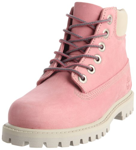 timberland 6 premium waterproof boot toddler/little kid/big kid