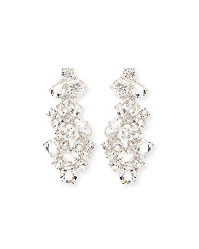 (Kate Spade New York Boathouse Crystal Chandelier Earrings)