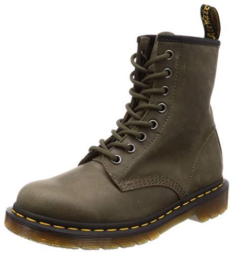 [ドクターマーチン] ブーツ 1460 DUSKY 8ホール 24540305 オリーブ UK 6(25 cm)