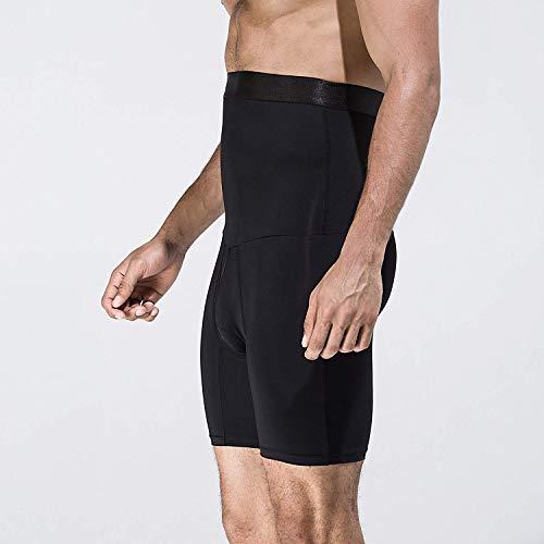 Taille 1 Haute Ventre Huntdream De Avec Pour Homme Culotte Noir Maintien Le wPPaCq