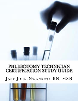 Amazon phlebotomy technician certification study guide phlebotomy technician certification study guide phlebotomy technician study guide exam prep series by fandeluxe Gallery
