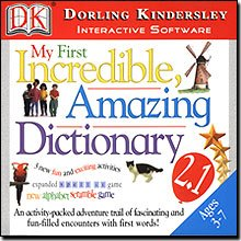 My First Incredible Amazing Dictionary 2 by DK
