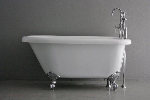 Classic Chrome Bath Fixture (53