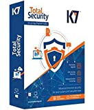 K7 Total Security - 1 PC, 1 Year (Activation Key) (Email Delivery in 2 hours- No CD)