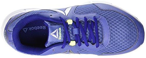 Fla Lilac Mujer Morado Ele Silver de Express Cobalt Reebok Deep Shadow para Zapatillas Running Runner wTBwx8OY