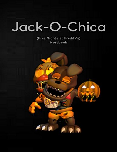 Jack-O-Chica Notebook (Five Nights at Freddy's) -